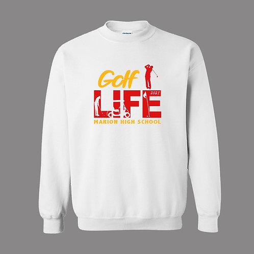 Marion Golf Gildan Crew Sweatshirt