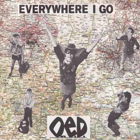 Jenny Morris 'QED album (1983)