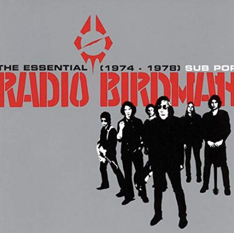 Radio Birdman 'Radios Appear' album (1977)