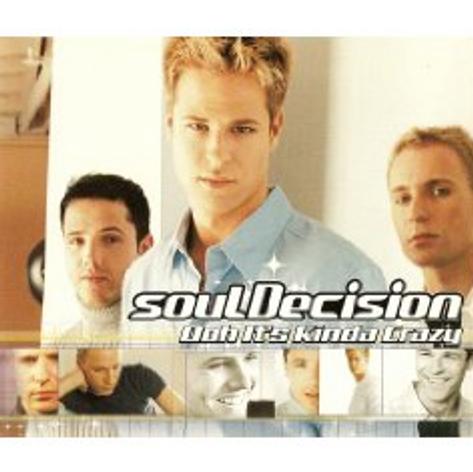 soulDecision 'No-one Does It Better' album (2000)