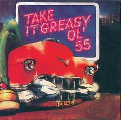 "Ol' 55 ""Take It Easy"" album (1976) (Double Platinum)"