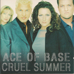 Ace of Base 'Cruel Summer' album (1998)