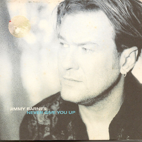 Jimmy Barnes 'Out in the Blue' album (1997)