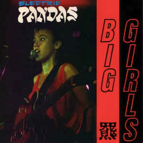 Electric Pandas 'Point Blank' album (1985)