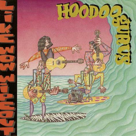 Hoodoo Gurus 'Mars Needs Guitars' album (1985)