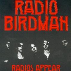 Radio Birdman 'Radio's Appear' album (1977) [Gold]