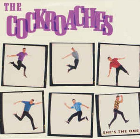 The Coackroaches album (1987)