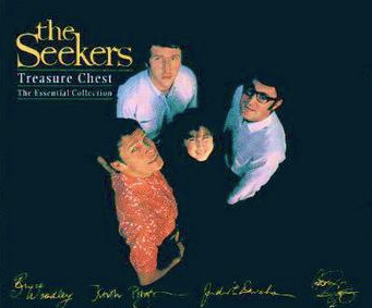 The Seekers 'Treasure Chest' (1997) [Gold]