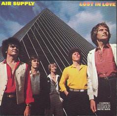 Air Supply 'Lost In Love' album (1980) [Double Platinum]