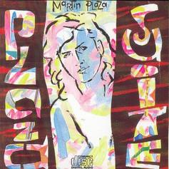 Martin Plaza 'Plaza Suite' album (1986) [Gold]