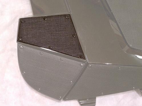 PO-116 Side Front Middle Vent- RMK Pro
