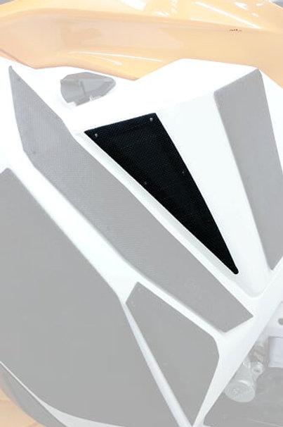 SK-454 Side Knee Vent- G4- Pair
