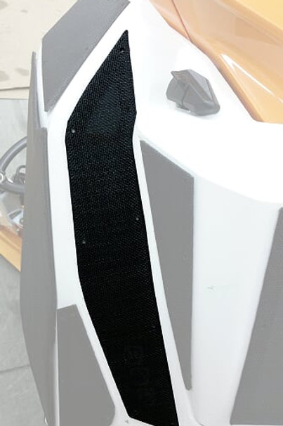 SK-453 Back Side Vent- G4- Pair
