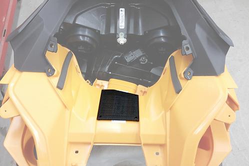 SK-457 Intake- Under Gauge Vent- G4