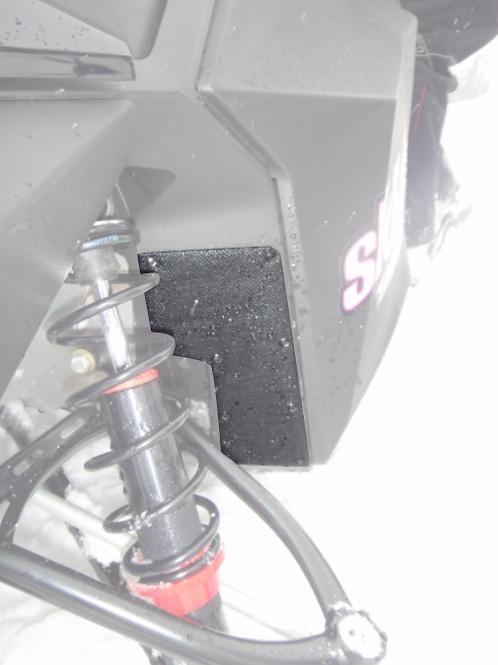 SK-406 Shock Tower- XP- Pair