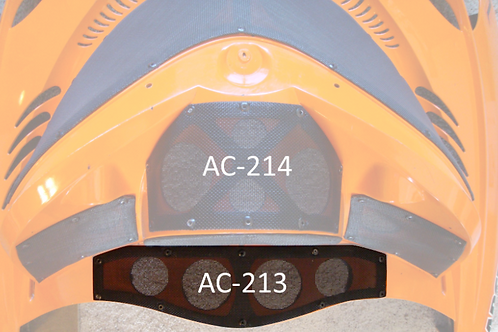 AC-213 Cowl Vent- M Series
