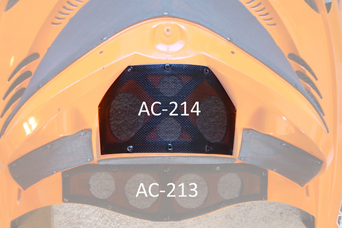 AC-214 Top of Speedometer- M Series