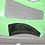 Thumbnail: AC-207 Hood Grill Block Off- M Series- set