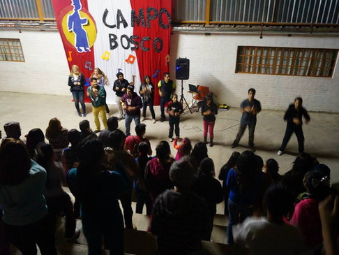 CampoBosco Tijuana 2014