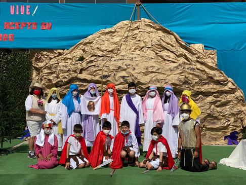 Semana Santa en Proyecto Salesiano Tijuana