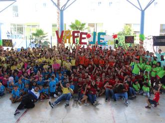 Mensaje del P. Agustín Novoa Leyva, Director General de Proyecto Salesiano Tijuana, ante VAFEJE 2019