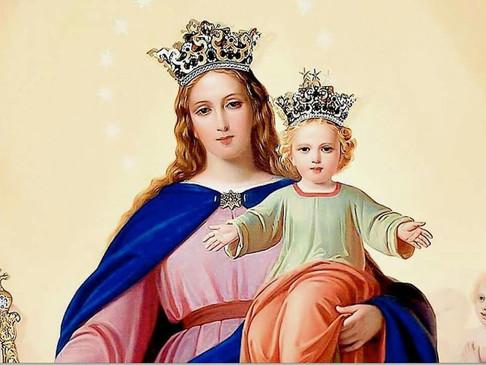 Mes de María Auxiliadora