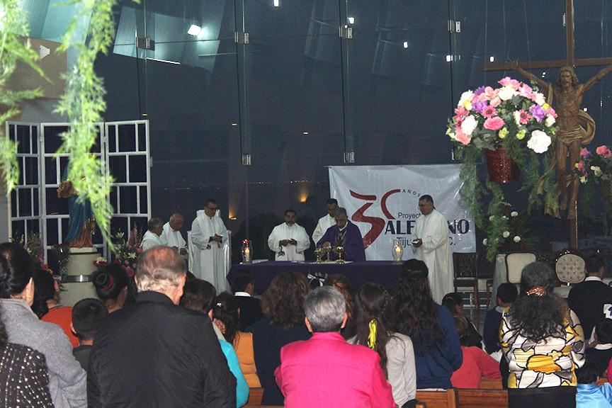30 Aniversario de Proyecto Salesiano Tijuana