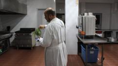 Bendición de la ampliación de la Cocina en el Desayunador Salesiano