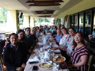 Reunión del Núcleo CEP de Proyecto Salesiano Tijuana A.C.