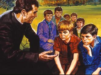 158º Aniversario de la Fundación de la Congregación Salesiana