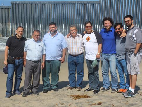 Visita del Equipo de Opción Preferencial de Interamérica a Tijuana