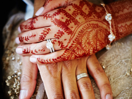 Just Saying Culture: The Timeless Art of Bridal Mehndi Designs