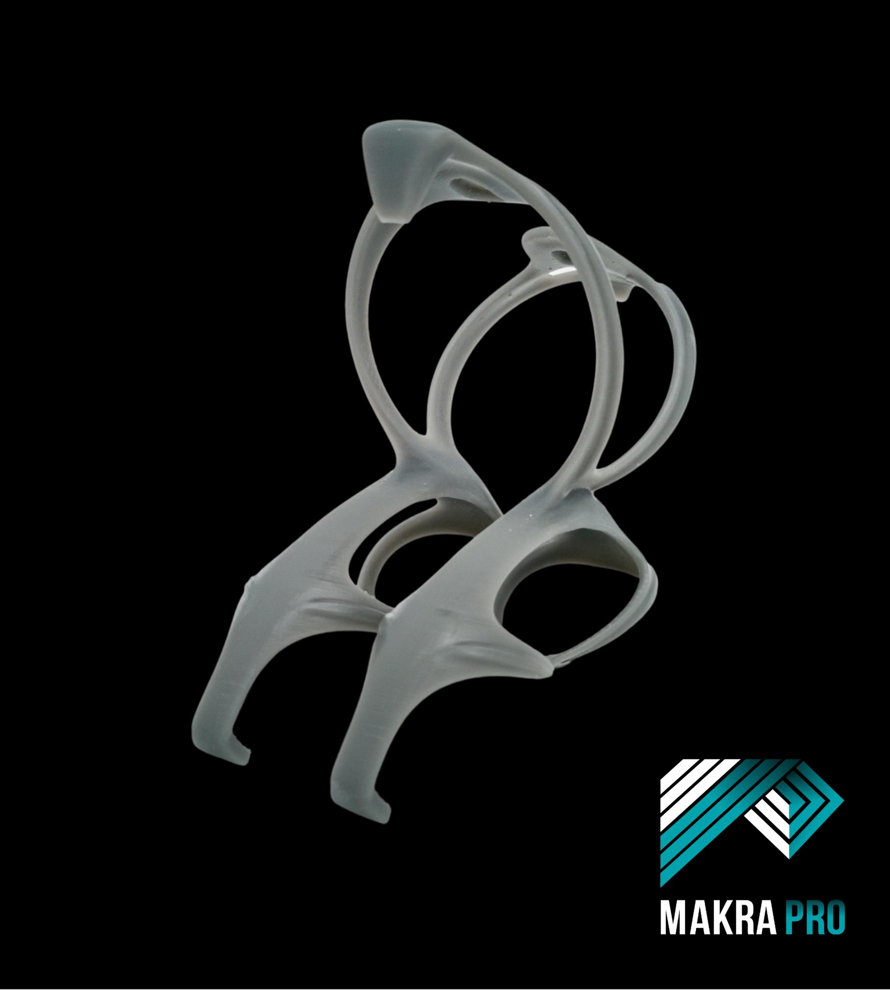 Bananenhalter 3D Druck Makra Pro