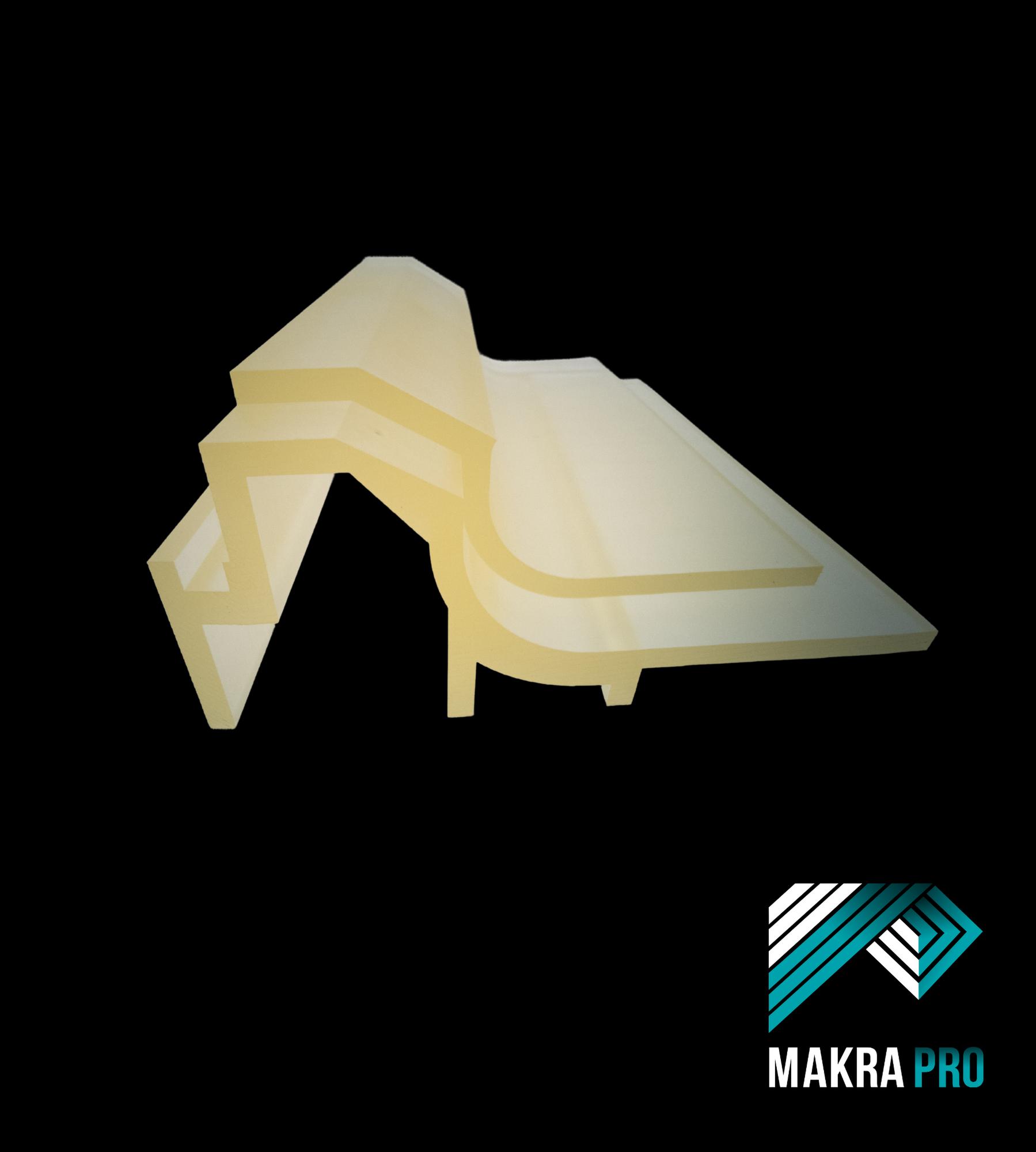 Prototyp 3D Druck Makra Pro
