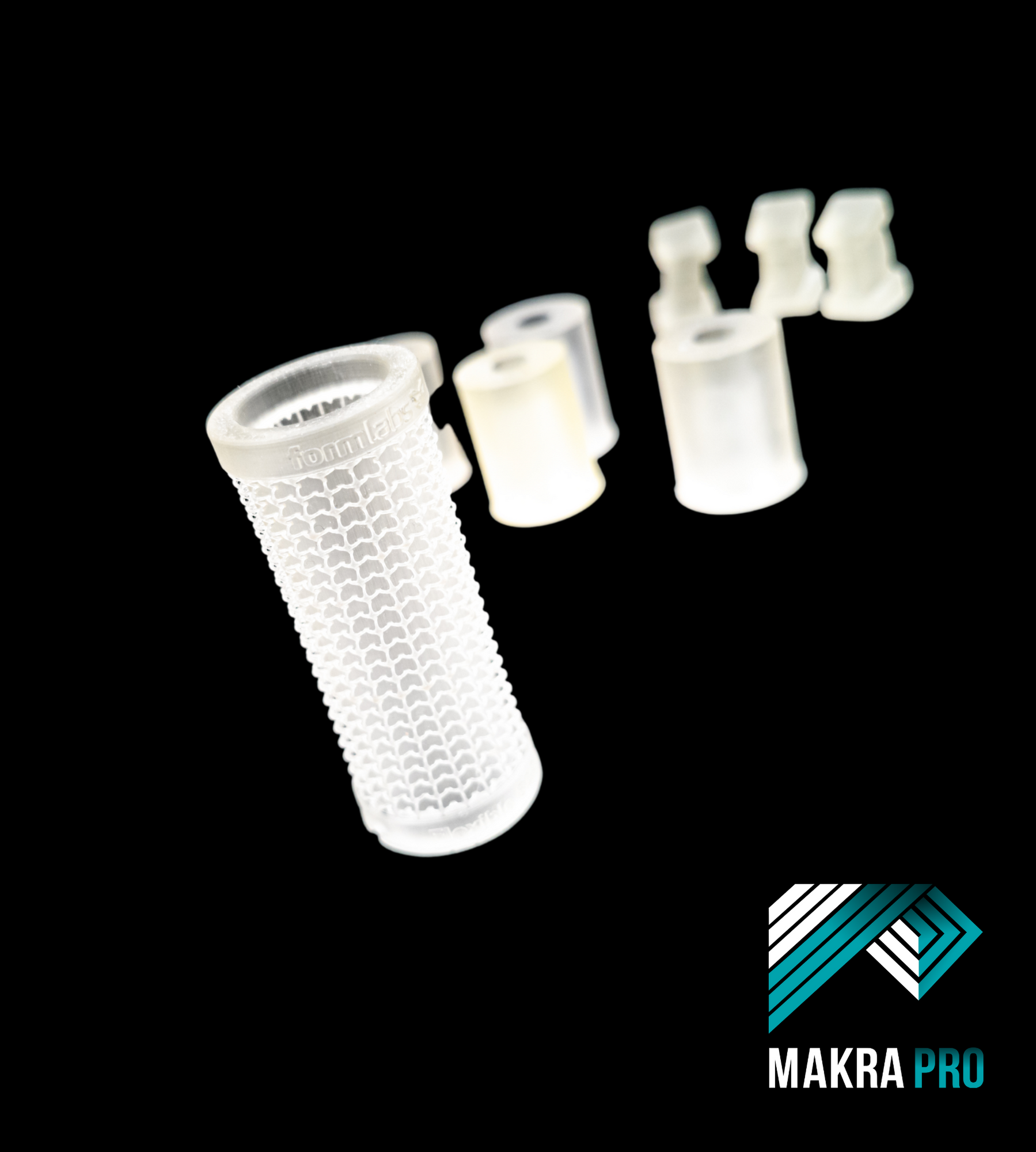 Flexible 3D Druck Makra Pro