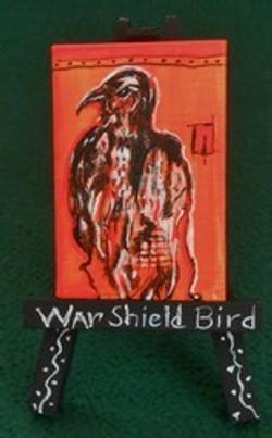 War Shield Bird