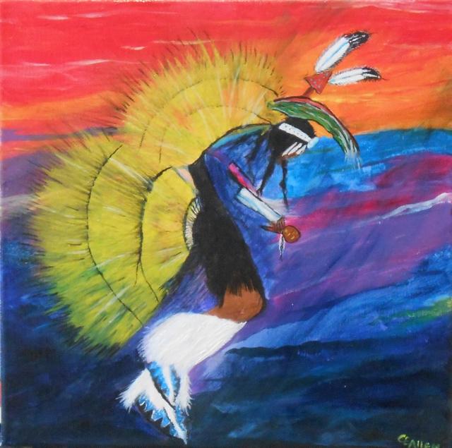 Tweety Bird' Fancy Dancer