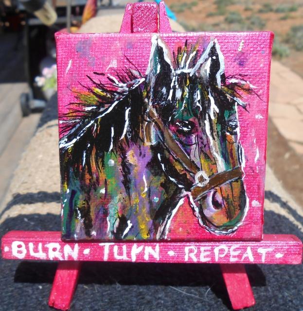 Burn Turn Repeat