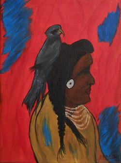 Gray Raven