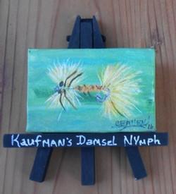 Kaufmans Damsel Nymph