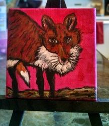 Foxy Loxie