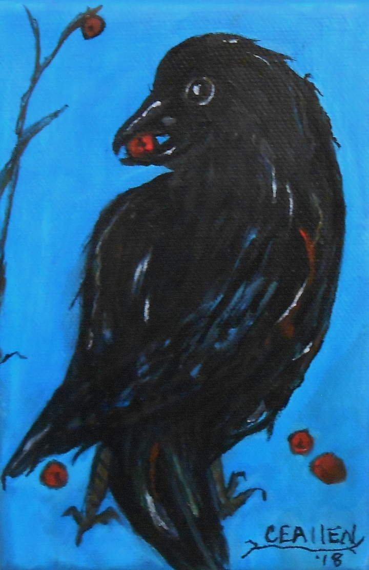 Sassy Crow