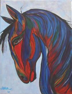 Proud Acrylic 11x14 $230