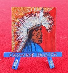 Crow Hop Dancer