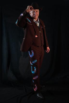 Dan - Front, Full Suit