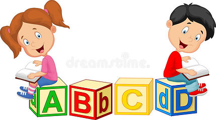 children-cartoon-reading-book-sitting-al