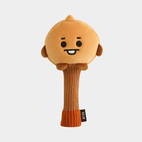 BT21 BABY_Golf Wood Cover_SHOOKY