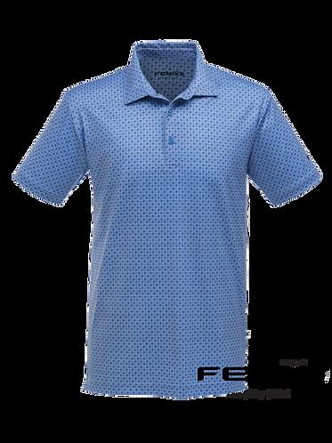Fenix Paisley -Light Blue