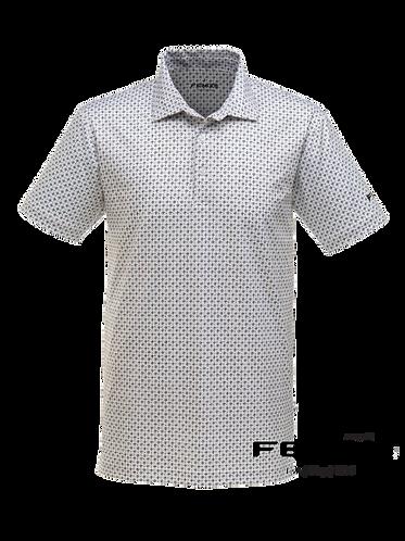 Fenix Paisley - White