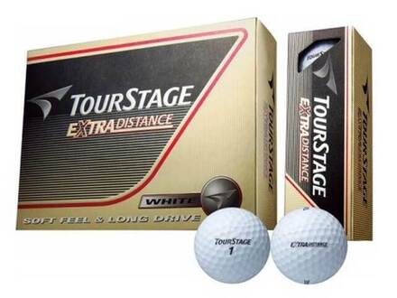 Tourstage Extra Distance Golfballs